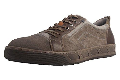 JOSEF SEIBEL - Herren Halbschuhe - Lasse 07 - Grau Schuhe in Übergrößen