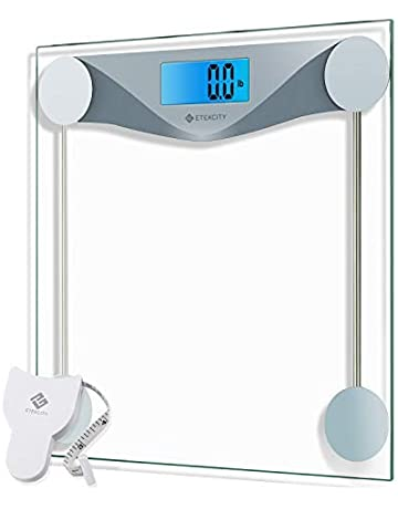 0232c865f4a Etekcity Digital Body Weight Bathroom Scale with Body Tape Measure