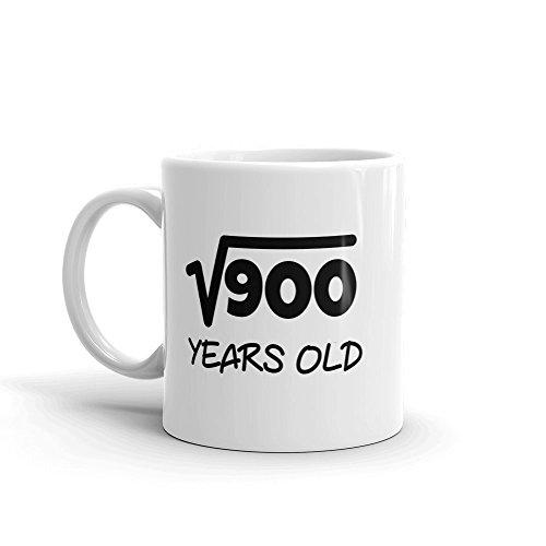 Unique Ceramic Coffee Mug/Cup (11 oz.) -