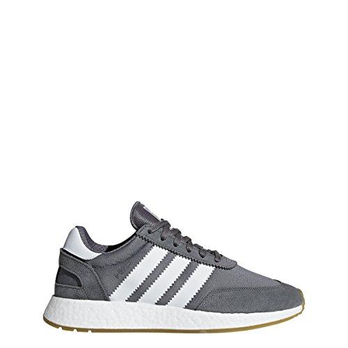 Adidas Originals I5923 - Zapatillas para Hombre, Grey/Footwear White-Gum, 9 M US
