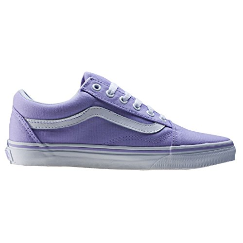 Zapatillas White Cuero de Hombre True Vans Lavender UvqdUg