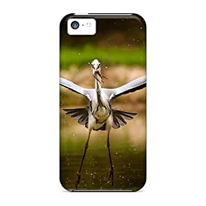 fenglinlinNew Design Shatterproof DtN7288LvPz Cases For Iphone 5c (amazing Animals S Pack-2 (2))