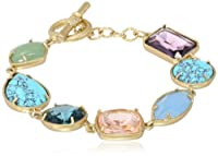 "Carolee ""California Girls"" Multi-Stone Flex Bracelet, 7.5"" by Carolee"