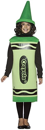 Rasta Imposta Crayola Green (Toothpaste Costumes)