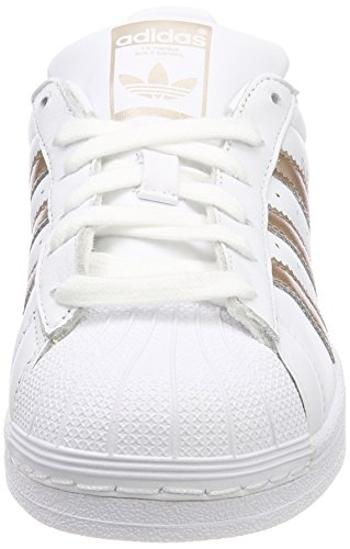 Adidas Blanco Ciberm Mujer Superstar Ftwbla Zapatillas 000 para FT8xpFR