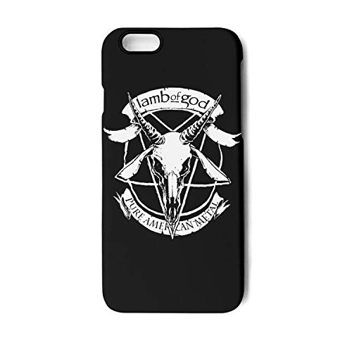 Awesome Special Cool Best Stylish Fashionable Rock and roll Phone Case for iPhone 6/6s(Plus),7/8(Plus) TPU Material Anti-Fingerprint Non-Slip Thin Silicone Scratch Impact Resistant ()