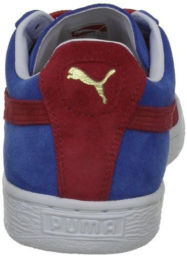 Puma Camoscio Classico +, Unisex-erwachsene Sneakers Blau (vallarta Vlue-agrodolce 56)