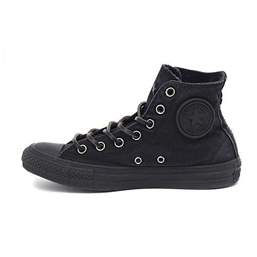 Converse - Zapatillas de Material Sintético para hombre Negro negro Negro