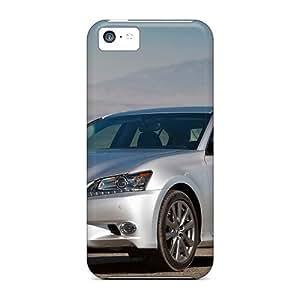Ideal GoldenArea Case Cover For Iphone 5c(lexus Gs 350 2013), Protective Stylish Case