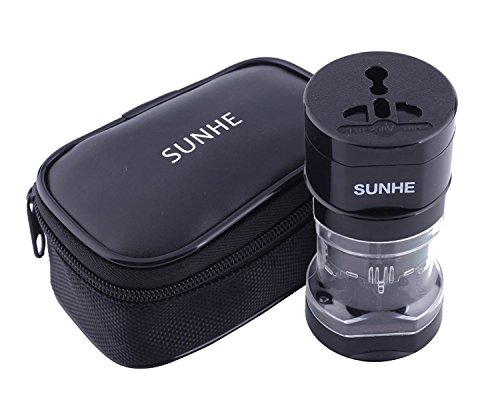 SUNHE Universal International Adapter Countries product image