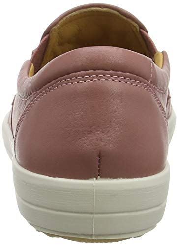 Rosa para Hotter Salmon Cordones Quilted Violet Mujer Zapatillas sin 179 A4qRxZqa