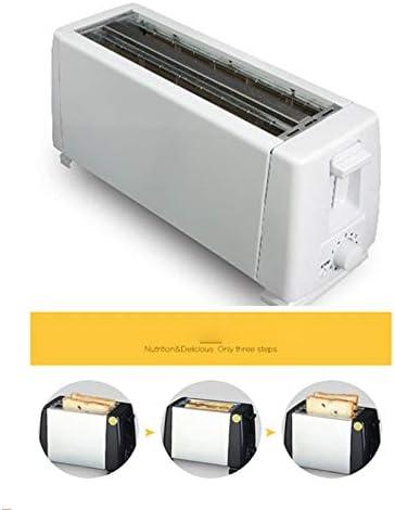 1 pz 4 fette tostapane casa multifunzione macchina per la colazione tostapane toast sandwich tostapane attrezzature-bianco