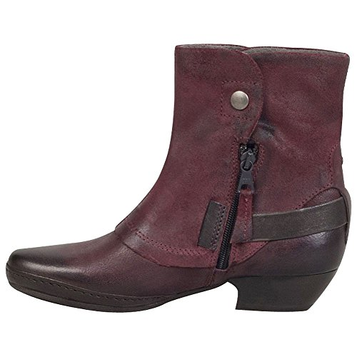 Miz Mooz Kvinna Evelyn Boot Red