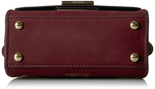 ZAC Zac Posen Eartha Iconic Soft Top Handle Mini-Suede by ZAC Zac Posen (Image #4)