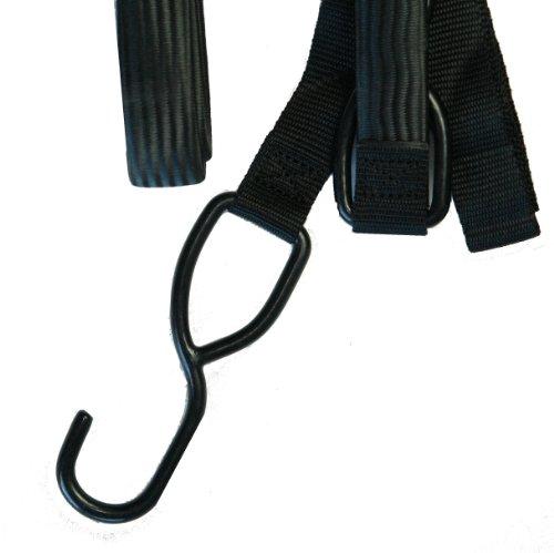 ROK Straps Black TACTICAL 18