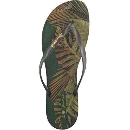 Iii Fem Infradito green 9169 Wave Donna Ipanema smoke Tropical ORtxxp