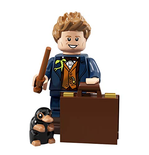 Serie de bestias fantásticas LEGO Harry Potter - Newt Scamander - 71022