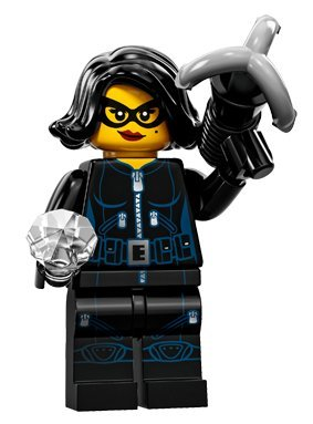 LEGO Series 15 Minifigure Jewel Thief