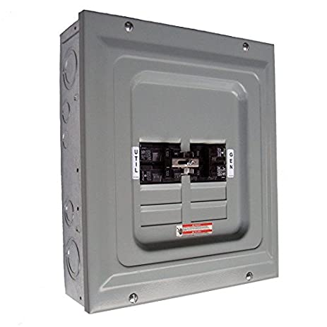 41qjp2%2BEmHL._SY463_ amazon com generac 6334 100 amp manual transfer switch single  at aneh.co