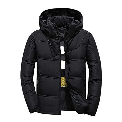 Men's Rawdah Jacket Manches Short Slim Winter À Fashion Thickening Pour Doudoune Longues Body Noir New Outdoor Hommes Coat xPAUqXf
