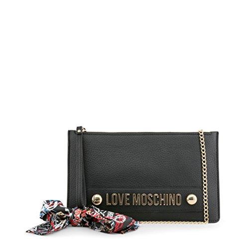 Pochette Love Pochette Moschino noir noir URxdq8UBw