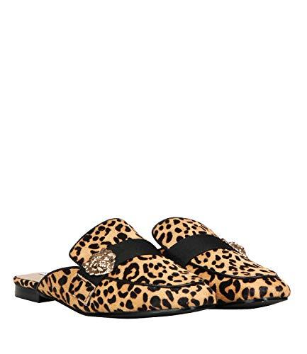 Leopardato 36 Colore Leopard Madden Steve Taglia Karisma Sabot Pqwnfnx7R