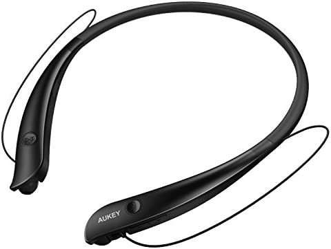 Aukey EP-B20 - Auriculares Deportivo In-Ear (Bluetooth 4.1 ...