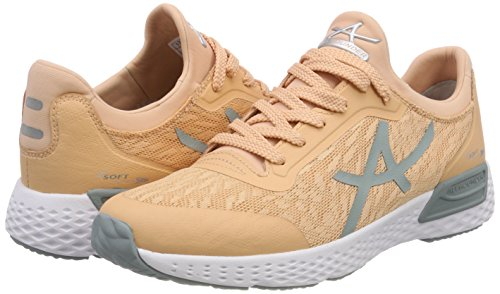 Activity Nougat Basses Sneakers Allrounder Femme Mephisto By peach Orange w8xaE