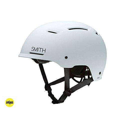Smith Optics Axle MIPS Adult MTB Cycling Helmet - Matte White / Small