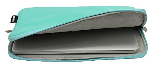 more photos bcd7d 42fe8 Mosiso - Zipper Sleeve Bag Cover Case for All 13-13.3 Inch Laptop ...