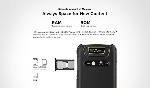 Archer@ Android Handheld Mobile Terminal With Integrated 2D QR