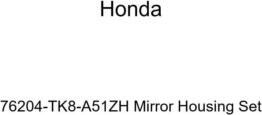 Genuine Honda 76204-TK8-A51ZH Mirror Housing Set