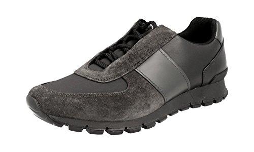 Prada Men's 4E2923 Shoes OQW F0207 Leather Sneaker B0776ZTFYH Shoes 4E2923 e8d36d