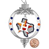 Final Touch Gifts Houston Astros Christmas Ornament
