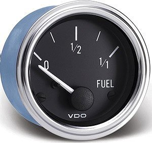 VDO 301-303D 301303 Series 1 Style Electrical Fuel Level Gauge 2 1/16