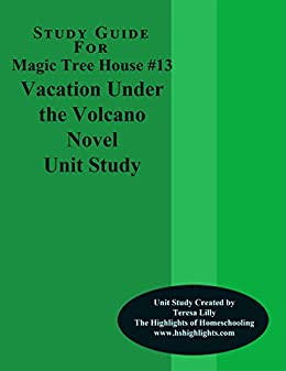 Amazon.com: Study Guide For Magic Tree House #13 Vacation ...