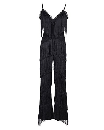 Top 9 fringe jumpsuits for women xl