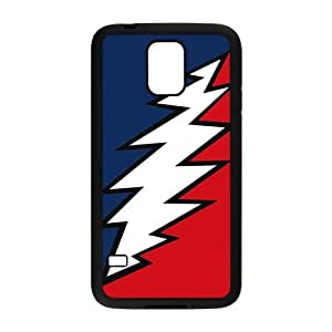 Customize Rubber Samsung Cover Grateful Dead Back Case Suitable For Samsung Galaxy S5