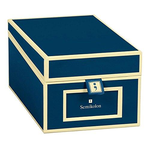 Galleon semikolon business card file box dividers a to z marine galleon semikolon business card file box dividers a to z marine blue 3230003 colourmoves