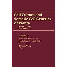 Plant Regeneration and Genetic Variability