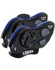 LEXIN Motorrad Bluetooth Headset FT4DP