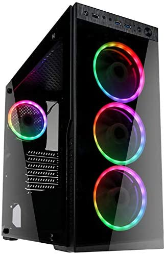 Kolink Horizon RGB Midi Tower - Funda para PC - Caja para ...