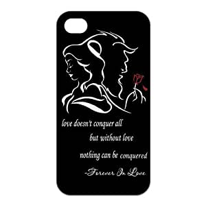 Forever Love Quote Protective Rubber Cover Case for iphone 6 4.7 Cases