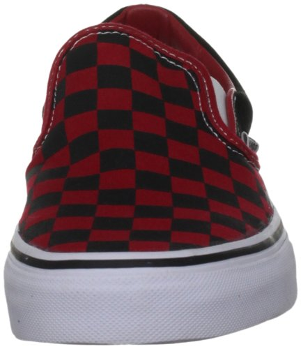 Vans Classic mode Formula Checkerboard Black Noir adulte mixte Baskets U Slip on One r5Xqrw