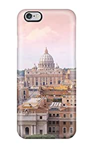 Awesome Design City Of Rome Hard Case Cover For Iphone 6 Plus