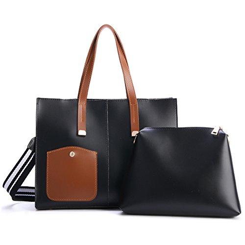 Women's Fashion Shoulder Bags Women's Leather B...