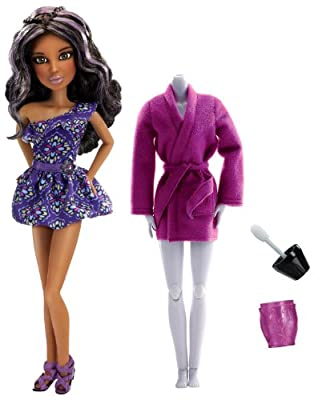 Liv Doll Alexis Spa Doll With Fab Fx Accessory Sample from Spin Master