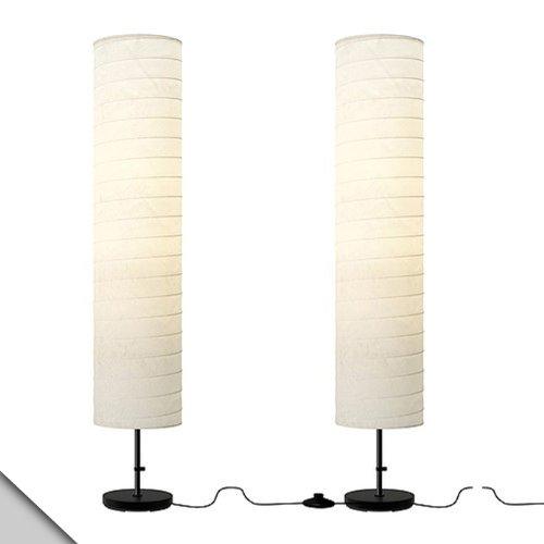 IKEA - HOLMÖ Floor Lamp + E26 Bulb