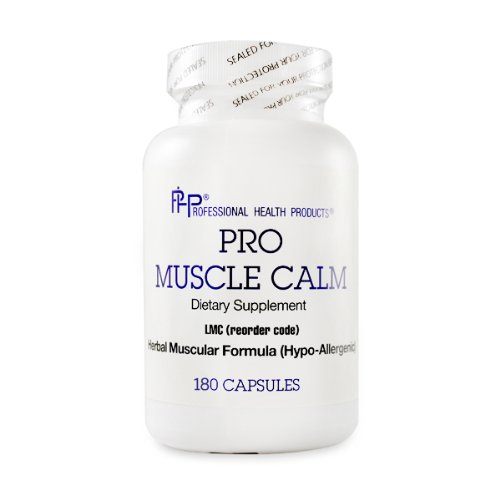 Professional Health Products Muscle capsules product image