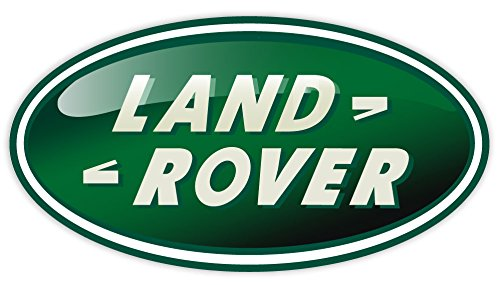 """LAND ROVER CAR JEEP SUV sticker decal 6"""" x 3"""""""